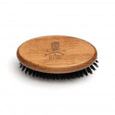 Karinio stiliaus barzdos šepetys