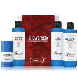 Odos priežiūros rinkinys SHOWE(RED)
