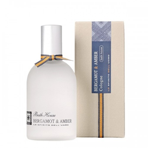 Bath House Odekolonas Bergamot & Amber 100ml