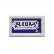 Skutimosi peiliukai Lion 5 vnt.