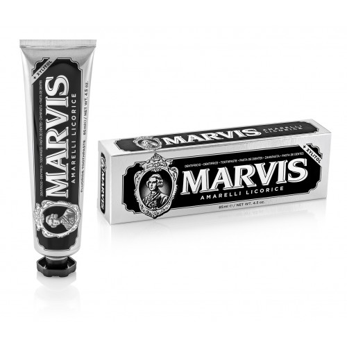 Marvis Dantų pasta Amarelli Licorice Mint 85ml