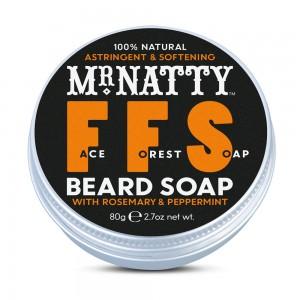 Barzdos šampūnas Face Forest Soap 80 g