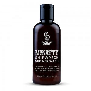 Kūno prausiklis Shipwreck 250 ml