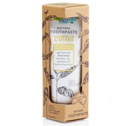 Dantų pasta Propolis & Myrrh 110 ml