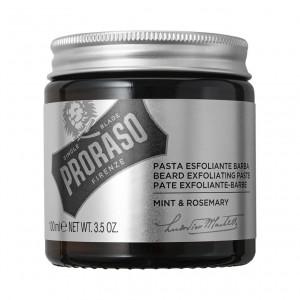 Mėtų ir rozmarinų aromato barzdos šveitiklis, 100ml