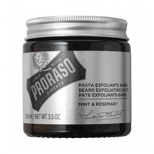 Proraso Mėtų ir rozmarinų aromato barzdos šveitiklis, 100ml