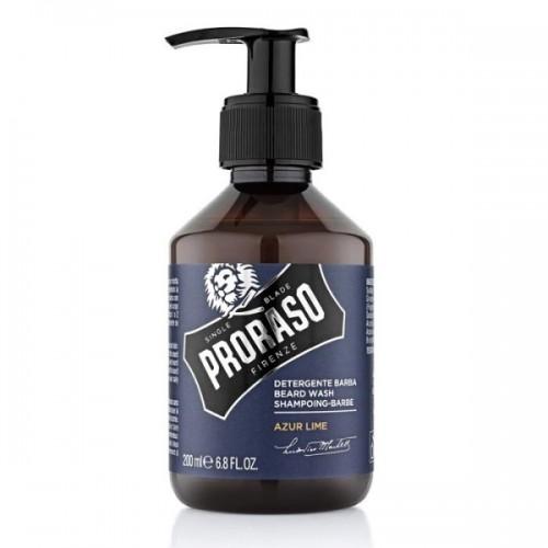 Proraso Barzdos šampūnas Azur Lime 200ml