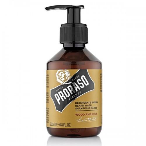 Proraso Barzdos šampūnas Wood&Spice 200ml