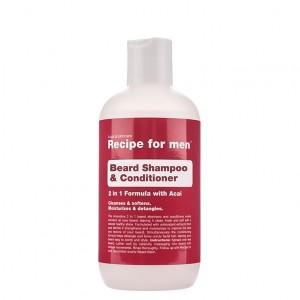 Barzdos šampūnas ir kondicionierius 250ml