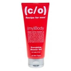 Energijos suteikiantis šampūnas ir prausiklis  200ml