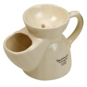 Skutimosi puodelis keramikinis