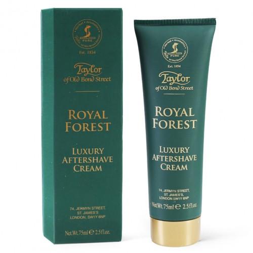 Taylor of Old Bond Street Kremas po skutimosi Royal Forest Luxury 75ml
