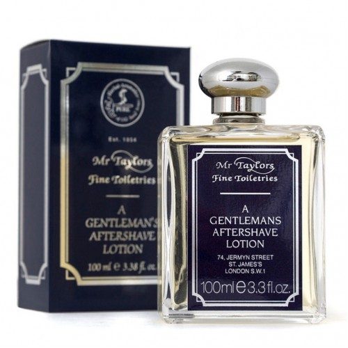 Taylor of Old Bond Street Losjonas po skutimosi Mr. Taylors 100ml