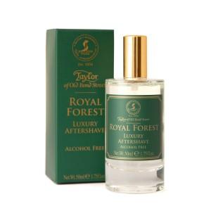 Losjonas po skutimosi Royal Forest Luxury 50ml
