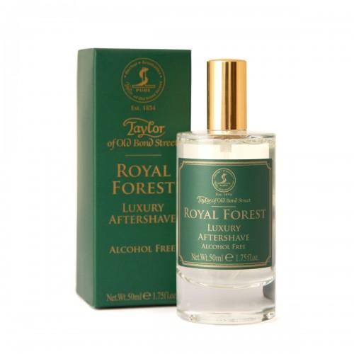 Taylor of Old Bond Street Losjonas po skutimosi Royal Forest Luxury 50ml