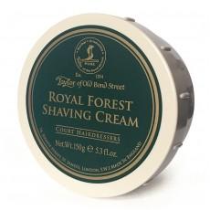 Skutimosi kremas Royal Forest indelyje 150g
