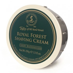 Skutimosi kremas Royal Forest 150g