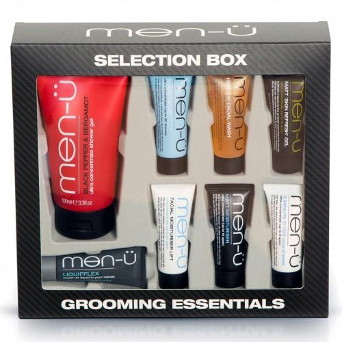 men-ü Veido ir kūno priežiūros rinkinys Grooming Essentials